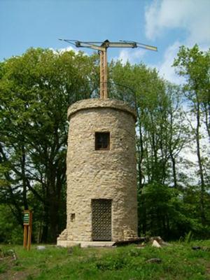 Оптический телеграф Шаппа в Литермонте (Германия)