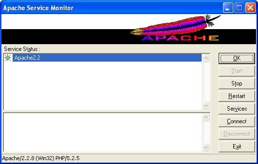 apache + php5